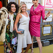 NLD/Amsterdam/20160713 - Premiere Absolutely Fabulous, Laurien Verstraten