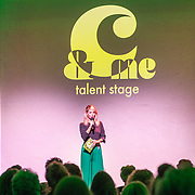 NLD/Amsterdam/20170914 - Lancering &C Me talent stage, Chantal Janzen