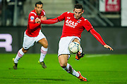 ALKMAAR - 19-12-2015, AZ - FC Utrecht, AFAS Stadion, 2-2, AZ speler Vincent Janssen