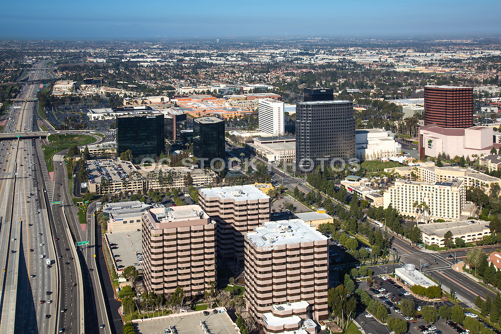 Aerial Stock Photos Of Costa Mesa