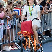 NLD/Den Haag/20160824 - Huldiging sport Rio 2016, Edith Bosch