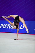 Minagawa Kaho during Qualification of clubs at World Cup Pesaro 2018.<br />