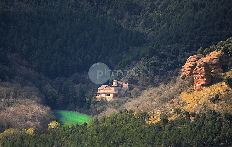 Monasterio de Suso. La Rioja ©Daniel Acevedo / PILAR REVILLA