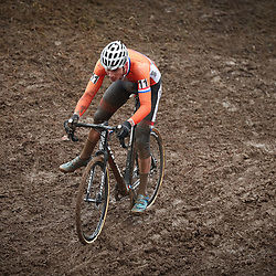 29-01-2017: Wielrennen: Wereldkampioenschap veldrijden: Luxemburg<br /> BIELES (LUX) cyclocross