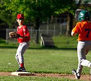 Baseball 2010 Salamanca LL vs Mets Salamanca Pictures