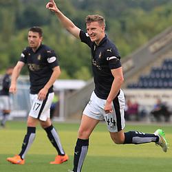 Falkirk v Peterhead | Petrofac Cup | 18 August 2015