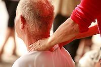 massage on Paris Plage