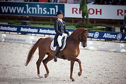 Minderhoud Hans Peter (NED) - Exquis Nadine<br /> European Championships Dressage - Rotterdam 2011<br /> © Dirk Caremans