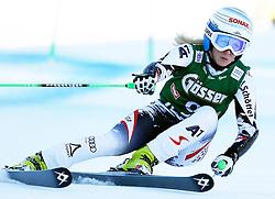 28.12.2013, Hochstein, Lienz, AUT, FIS Weltcup Ski Alpin, Damen, Riesenslalom 2. Durchgang, im Bild Eva-Maria Brem (AUT) // Eva-Maria Brem of (AUT) during ladies Giant Slalom 2 nd run of FIS Ski Alpine Worldcup at Hochstein in Lienz, Austria on 2013/12/28. EXPA Pictures © 2013, PhotoCredit: EXPA/ Oskar Höher