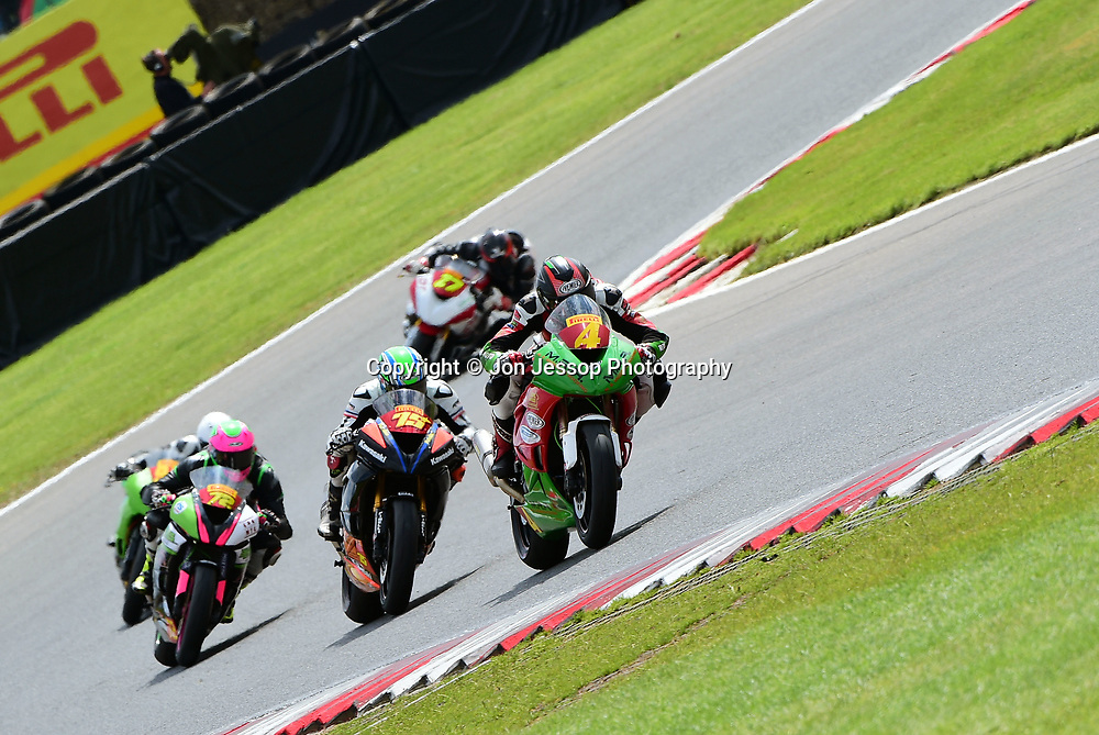 #4 Louis Valleley Maidstone Lou Racing Kawasaki Pirelli National superstock 600 Championship