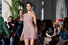 Alberto Ferretti Show - Milan Fashion Week SS18 - 21 Sep 2017