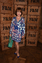 Kathy Lette at the Fortnum & Mason Food and Drink Awards, Fortnum & Mason Food and Drink Awards, London, England. 10 May 2018.