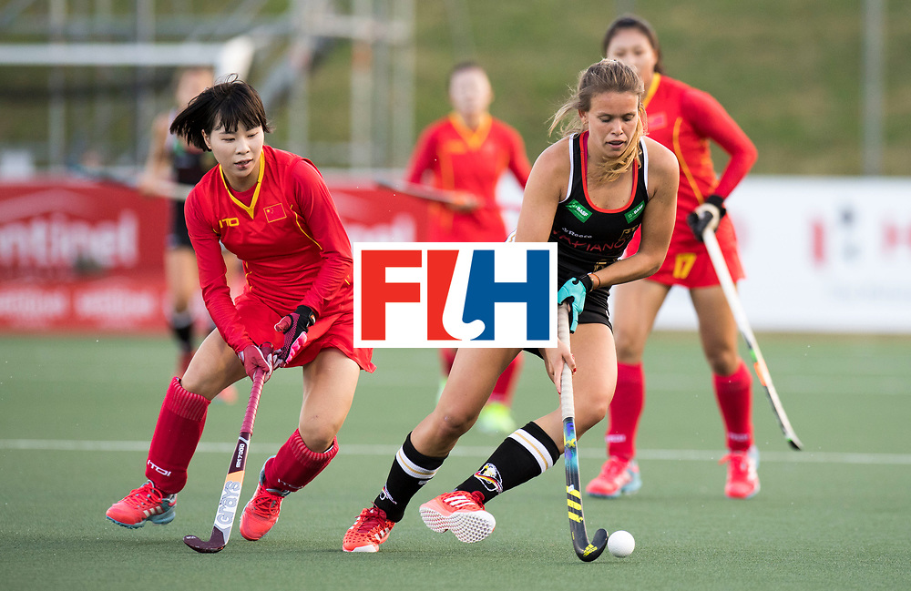 AUCKLAND - Sentinel Hockey World League final women<br /> Match id 10297<br /> 07 Germany v China<br /> Foto: Anne Schr&ouml;der(C) <br /> WORLDSPORTPICS COPYRIGHT FRANK UIJLENBROEK