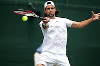 GEPA-2606087759 - LONDON,ENGLAND,26.JUN.08 - TENNIS - ATP, Wimbledon 2008, Grand Slam. <br />Bild zeigt Nicolas Kiefer (GER). <br />Foto: GEPA pictures/ Alan Grieves