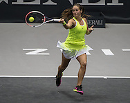 Daria Kasatkina (RUS) during the WTA Generali Ladies Open at TipsArena, Linz<br /> Picture by EXPA Pictures/Focus Images Ltd 07814482222<br /> 11/10/2016<br /> *** UK &amp; IRELAND ONLY ***<br /> <br /> EXPA-REI-161011-5004.jpg