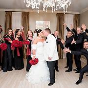 Kent & Dena Wedding Photography Samples | Hotel Monteleone and Southern Oaks Plantation| 1216 Studio Wedding Photographers