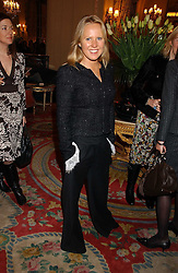 ALICE BAMFORD at a ladies lunch in aid of the NSPCC held at The Ritz, Piccadilly, London on 7th March 2006.<br />