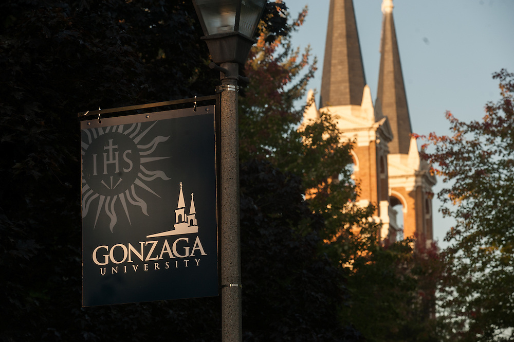 Morning at Gonzaga University. (Photo by Gonzaga University)