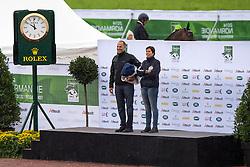Yonatan Dresler, (ISR), Flylight, - Team Competition Grade III Para Dressage - Alltech FEI World Equestrian Games™ 2014 - Normandy, France.<br /> © Hippo Foto Team - Jon Stroud <br /> 25/06/14