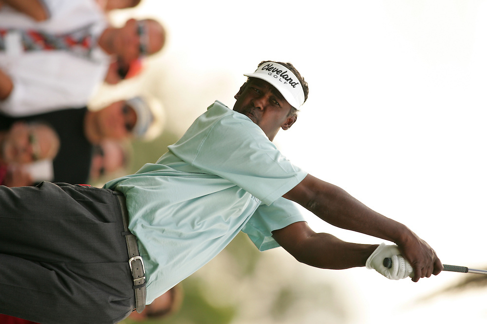 Vijay Singh.2005 Shell Houston Open.Fourth Round.Redstone GC.Humble, TX .Sunday, April 24 2005..photograph by Darren Carroll..04-24-05...