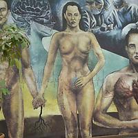 Toluca, México (Septiembre 26, 2016).- Aspectos del Hospital Adolfo López Mateos en donde se llevó a cabo la ceremonia del Día nacional de Donación y Trasplante de Órganos y Tejidos, en donde se hizo un llamado a la sociedad para crear una cultura de donación.  Agencia MVT / José Hernández.