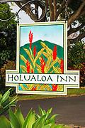 The Holualoa Inn, Holualoa, Kona District, The Big Island, Hawaii USA
