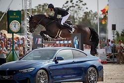 Van Paesschen Constant, BEL, Carlow vd Helle<br /> Rolex Grand Prix CSI 5* - Knokke 2017<br /> © Hippo Foto - Dirk Caremans<br /> 09/07/17