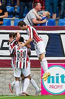 TILBURG - Willem II - Vitesse , Voetbal , Seizoen 2015/2016 , Eredivisie , Koning Willem II Stadion , 09-08-2015 ,