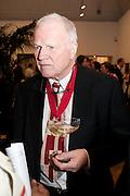 SIR NICHOLAS GRIMSHAW, Royal Academy Schools Annual dinner and Auction 2012. Royal Academy. Burlington Gdns. London. 20 March 2012.