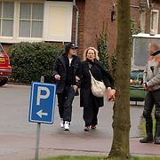 NLD/Driehuis/20060408 - Uitvaart Frederique Huydts, Theun Kuilboer en