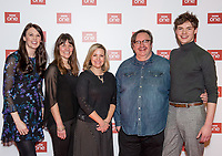 "Midlands Today presenter Rebecca Wood, Producer Ella Kelly with Jo Joyner, Mark Benton and Patrick Walshe McBride stars of the brand new BBC Daytime drama Shakespeare & Hathaway – Private Investigators, is due to hit TV screens late February, 150 lucky people got the chance to view a private screening of the first episode.<br /> On Friday 9 February, The Other Place in Stratford-upon-Avon, an actual location featured in the drama, the venue to held the screening and, a special question and answer session hosted by Midlands Today presenter Rebecca Wood. She was joined by Jo Joyner, Mark Benton, Patrick Walshe McBride and the show's producer Ella Kelly.<br /> The ten-part drama from BBC Studios, created by Paul Matthew Thompson and Jude Tindall, will see Frank Hathaway (Benton), a hardboiled private investigator, and his rookie sidekick Luella Shakespeare (Joyner), form the unlikeliest of partnerships as they investigate the secrets of rural Warwickshire's residents.<br /> Beneath the picturesque charm lies a hotbed of mystery and intrigue: extramarital affairs, celebrity stalkers, missing police informants, care home saboteurs, rural rednecks and murderous magicians. They disagree on almost everything, yet somehow, together, they make a surprisingly effective team – although they would never admit it.<br /> Will Trotter, head of BBC Daytime Drama at the BBC Drama Village, comments, ""For years we have been producing quality drama at the BBC Drama Village, and Shakespeare & Hathaway is no different. It's the perfect programme to indulge in, and like many of the programmes that we make in Birmingham, we've been out and about in the county to film in some of the best locations the Midlands has to offer. <br /> ""We're looking forward to seeing the audience reactions to the first episode, it's got a whodunit storyline with a brilliant introduction to the main characters, but leaves you with some questions which makes the audience want to come back for more!"" <br /> Notes to editors<br /> For"