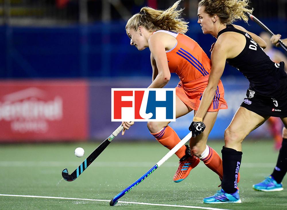 AUCKLAND - Sentinel Hockey World League final women<br /> Match id:10322<br /> 22 NED v NZL (Final)<br /> Foto: Maartje Krekelaar <br /> WORLDSPORTPICS COPYRIGHT FRANK UIJLENBROEK