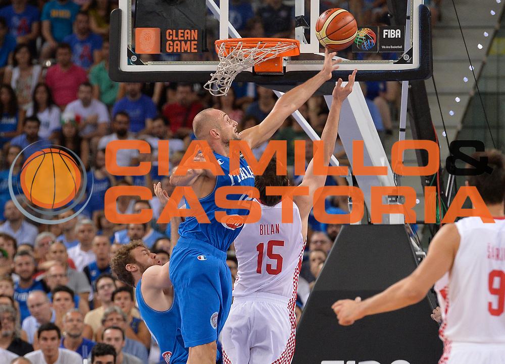 DESCRIZIONE: Torino FIBA Olympic Qualifying Tournament Finale Italia - Croazia<br /> GIOCATORE: c15nCATEGORIA: CROATIA CROAZIA<br /> GARA: FIBA Olympic Qualifying Tournament Finale Italia - Croazia<br /> DATA: 09/07/2016<br /> AUTORE: Agenzia Ciamillo-Castoria