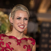 NLD/Amsterdam/20171012 - Televizier-Ring Gala 2017, Dionne Stax