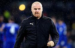 Burnley manager Sean Dyche - Mandatory by-line: Robbie Stephenson/JMP - 31/01/2017 - FOOTBALL - Turf Moor - Burnley, England - Burnley v Leicester City - Premier League