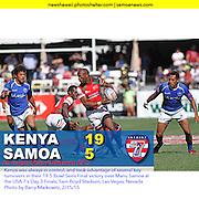 Samoa vs Kenya 2/15