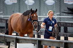 SWE, H&M Christian K<br /> World Equestrian Games - Tryon 2018<br /> © Hippo Foto - Sharon Vandeput<br /> 15/09/2018