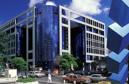 Edificio Centro Lido, Avenida Francisco de Miranda, Caracas, Distrito Federal, Venezuela.
