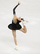 Rika Hongo (JPN), FEBRUARY 18, 2017 - Figure Skating : ISU Four Continents Figure Skating Championships 2017, Women's Free Skating at Gangneung Ice Arena in Gangneung, east of Seoul, South Korea. Photo by Lee Jae-Won (SOUTH KOREA) www.leejaewonpix.com