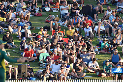 South Africa beats New Zealand by four wickets during an international match in Hamilton, New Zealand. 19 Feb 2017 Pictured: GV, General Views. Photo credit: ZUMA Press / MEGA TheMegaAgency.com +1 888 505 6342