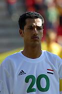 17.08.2003, Ratina Stadium, Tampere, Finland.FIFA U-17 World Championship - Finland 2003.Match 14: Group C - Yemen v Cameroon.Abdo Al Edresi - Yemen.©Juha Tamminen