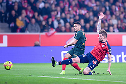 March 15, 2019 - Lille, France - 07 RONY LOPES  (Credit Image: © Panoramic via ZUMA Press)