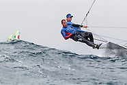 2014 ISAF Sailing World Cup| 49er