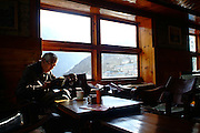 Camp De Base teahouse, Namche Bazaar, Nepal Trail to Base Camp, Nepal.2007 Nepal 2007. Everest Base Camp