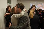 SARA LUCAS; MAT COLLISHAW, Miss Jumbo  Savaloy Situation.  Sara Lucas. Sadie Coles, 4 New Burlington Place. London.  15 February 2012