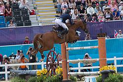 Von Eckermann Henrik (SWE) - Allerdings<br /> Olympic Games London 2012<br /> © Dirk Caremans