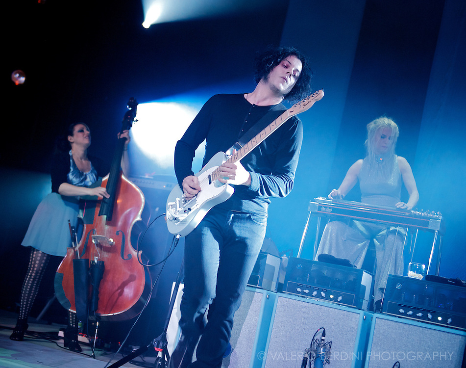 Jack White live @ HMV Forum London 23 April 2012<br />