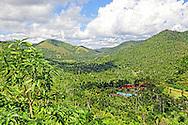 Resort near Castillo Las Nubes, Soroa, Artemisa, Cuba.
