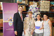Lord Mayor's Charitable Trust Xmas Appeal 2016