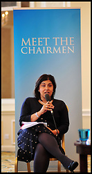 Chairman of the Conservative Party Andrew Feldman and Sayeeda Warsi tour the country attending meet the Chairman event, Wednesday September 1, 2010, Photo By Andrew Parsons / i-Images